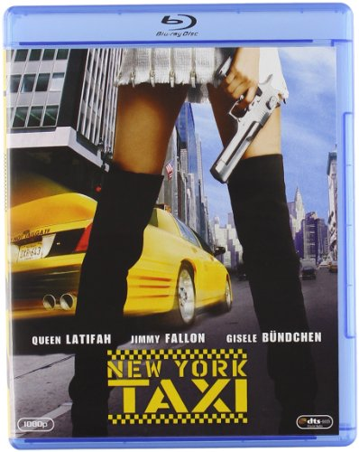New York taxi [Blu-ray] [IT Import]