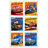 Disney's Cars 2 - Sticker Sheets Party Accessory