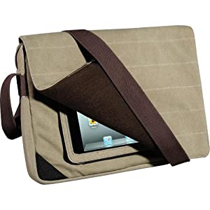 Hex 13-Inch Recon Messenger Bag - Khaki