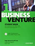 img - for Business Venture 1 Elementary: Student's Book Pack (Student's Book + CD) book / textbook / text book