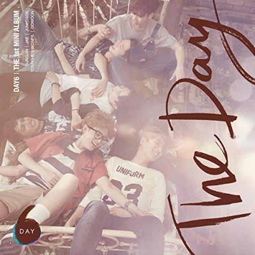 DAY6 The Day 1st ミニアルバム ( 韓国盤 )( 限定特典 新書サイズ ノート )(韓メディアSHOP限定)