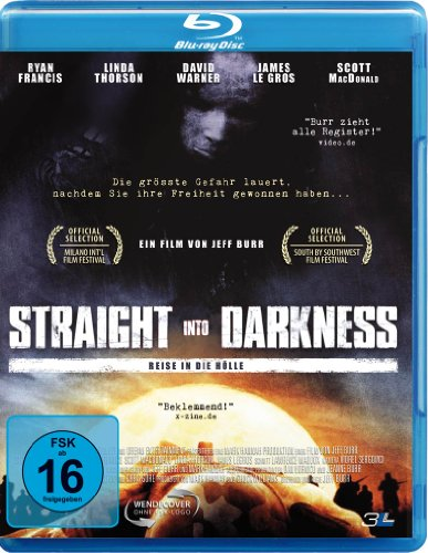 Straight Into Darkness [Blu-ray]