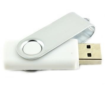 cl usb 2 go m moire m moire flash rotation disque usb 2 0 blanc informatique blanc. Black Bedroom Furniture Sets. Home Design Ideas