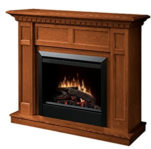 Dimplex Caprice DFP4743O Traditional Electric Fireplace Mantle