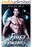 First Contact: A Sci-Fi Alien Warrior Paranormal Romance