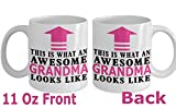 WITH THIS grandma coffee mug, YOU CAN MAKE YOUR Great Grandma / Nana / New Grand mother LIGHT UP WITH DELIGHT!  If you're looking for a grandma gifts from granddaughter that your future Grandma / Great Grandma / Nana will actually use and enj...