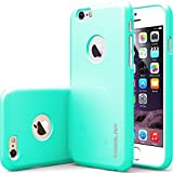 "iPhone 6 Case, Caseology [Drop Protection] Apple iPhone 6 (4.7"" inch) Case [Turquoise Mint] Slim Fit Skin Cover [Shock Absorbent] TPU Bumper iPhone 6 Case [Made in Korea] (for Apple iPhone 6 Verizon, AT&T Sprint, T-mobile, Unlocked)"