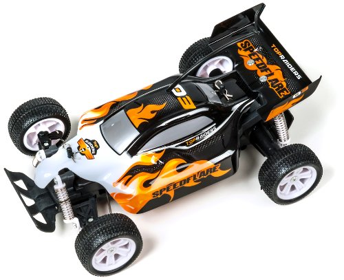 IMC TOYS GAMES - RADIO CONTROL SPEED FLARE 1:18 TR0006 - W10480