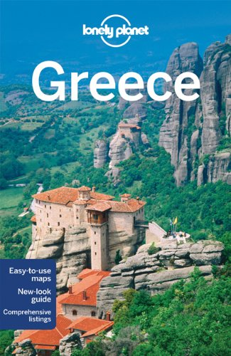 Lonely Planet Greece 10th Ed.: 10th Edition Picture