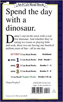 Danny and the DinosaurPaperback– January 22, 2008