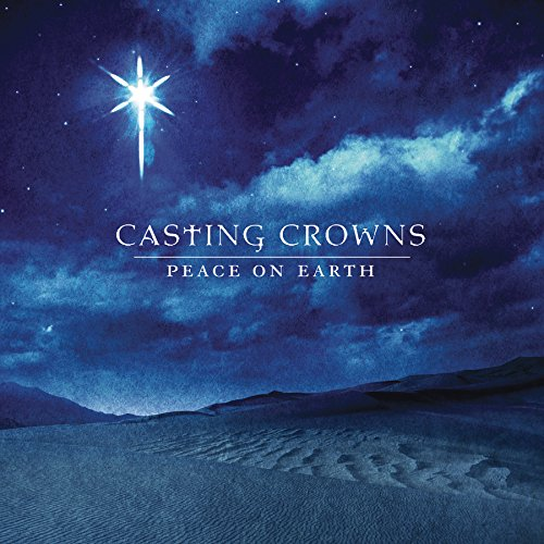 CASTING CROWNS - Peace On Earth - CD - **Mint Condition** | eBay