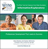 img - for The Write Tools for Common Core State Standards: Informative/Explanatory (The Write Tools) book / textbook / text book
