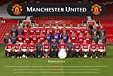 Posters: Soccer Poster - Manchester United, Team Photo 10/11 (36 x 24 inches)
