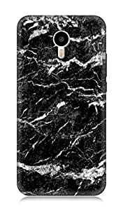 Meizu Metal 3Dimensional High Quality Designer Back Cover by 7C