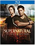 Supernatural: Complete Eighth Season [Blu-ray] [Import]