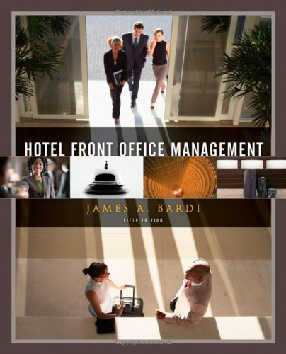 Hotel Front Office Management