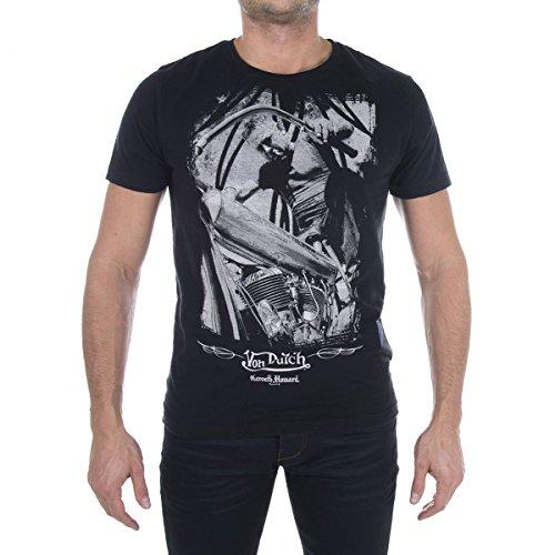 von-dutch-t-shirt-uomo-nero-xxl