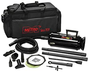 Metro Vacuum Metro MDV-2TCA220V 220-Volt 1.17 PHP Motor DataVac Pro Series Toner Vac with Micro Cleaning Tools and Carrying Case at Sears.com