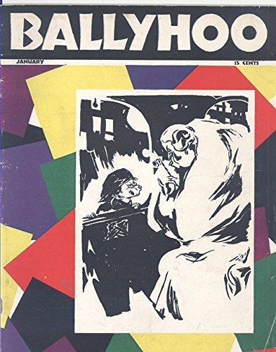 BALLYHOO MAGAZINE (January 1932, Vol. 1, No. 6) PDF