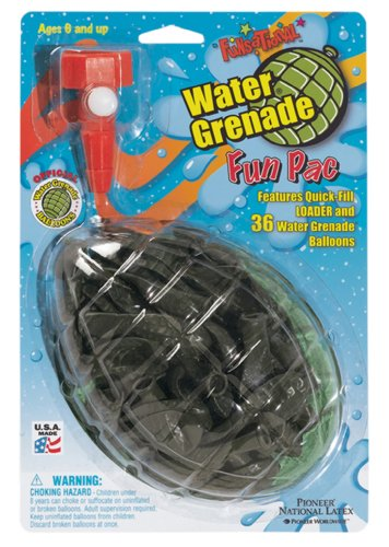 Water Balloon Amazon