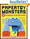 Papertoy Monsters: 50 Cool Papertoys...