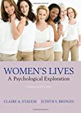 img - for Women's Lives: A Psychological Exploration book / textbook / text book