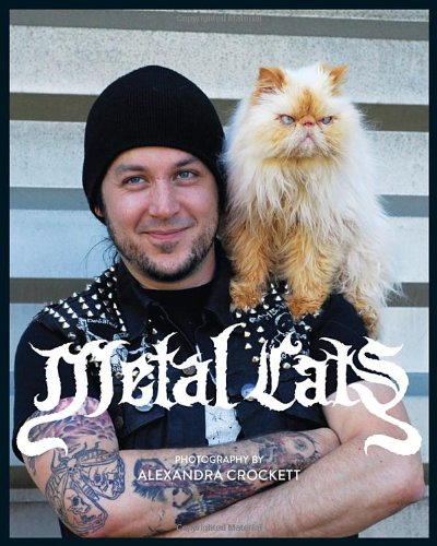 Sale alerts for PowerHouse Books Metal Cats - Covvet