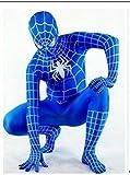 Dresstell コスプレ衣装 スパイダーマン コスチューム 大人用 子供用 キッズ仮装 子供M