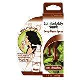 Comfortably Numb Deep Throat Spray -Mint/Choc by Pipedreams