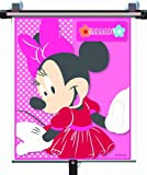 Disney Baby - Minnie Mouse - Adjust & Lock Car Shade - 1 Pack
