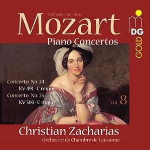 Piano Concertos Vol. 8: Concertos Nos. 24 & 25