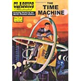 The Time Machine (Classics Illustrated)by H. G. Wells