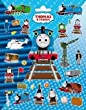 Thomas the Tank Engine blue Sticker sheet (28 approx)