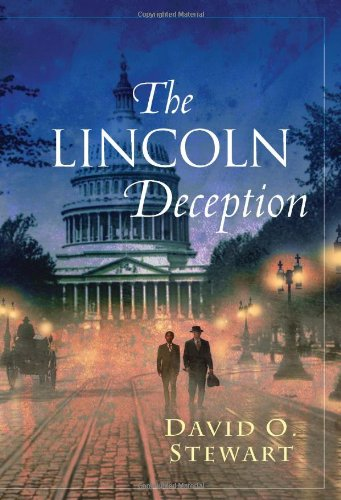 Image of The Lincoln Deception (A Fraser and Cook Mystery)