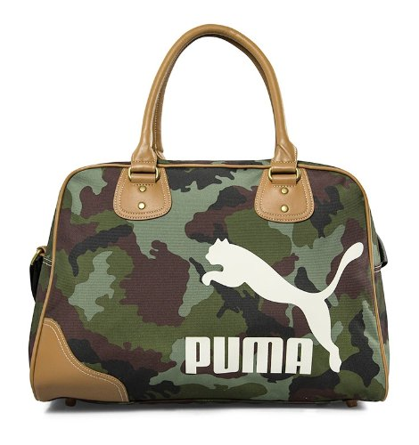 Puma Archive Original Grip Camouflage Bag front-1080191