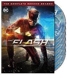 The Flash: Season 2 (DVD + Digital Offer)