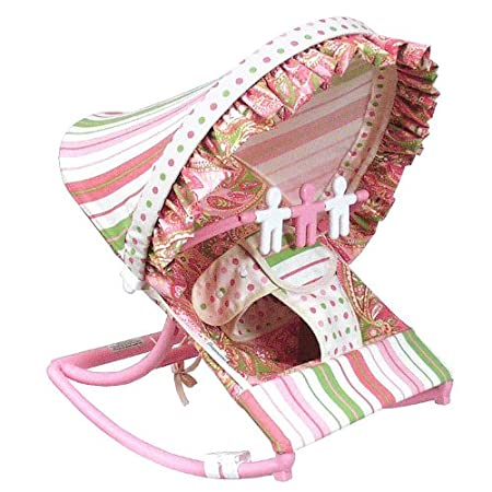 Paisley Baby Bouncer