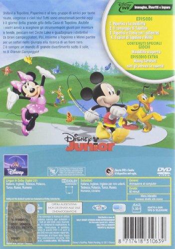 Dvd la casa di topolino il grande tuffo repack v serie for La fattoria di topolino