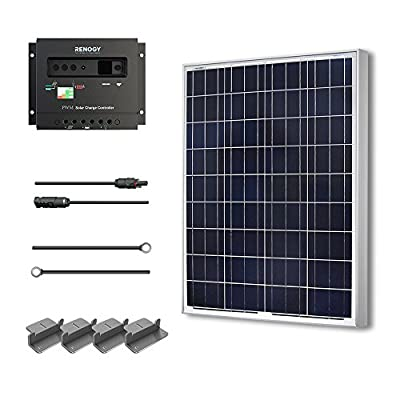 RENOGY® Solar Panel Kit 100W Polycrystalline