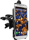 mumbi L�ftungsgitterhalterung Samsung Galaxy S4 Halterung / Galaxy S 4 L�ftungsschlitz Halterung