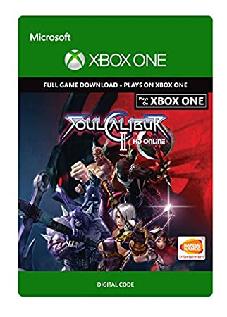 Soulcalibur II HD - Xbox 360 Digital Code