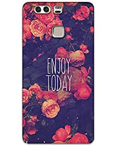 Huawei P9 plus Back Cover Designer Hard Case Printed Cover