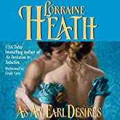 As an Earl Desires | [Lorraine Heath]