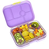 Yumbox Leakproof Bento Lunch Box Container (Lavande Purple) for Kids