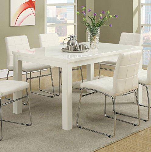 how to clean high gloss wood furniture