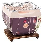 J&Co. 日本商會 七輪 (小) 大正ロマン 6733-08