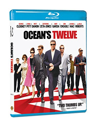 Ocean's twelve [Blu-ray] [IT Import]