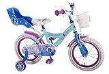 14 Zoll Mädchenfahrrad Kinderfahrrad Fahrrad Frozen Disney Eiskönigin Bike Rad