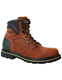 """Rocky Men's 6"""" Governor Gore-Tex Work Boot Safety Toe"""