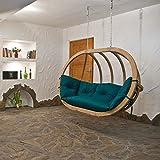 Amazonas Kugelgestell Hängesessel Globo Royal Chair green